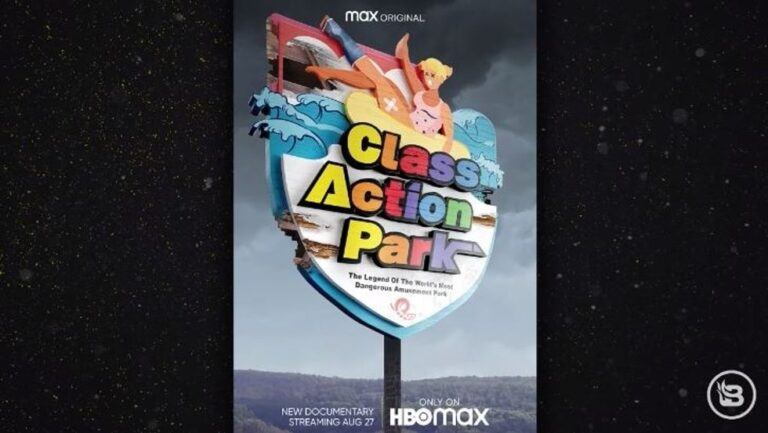 Would you bring YOUR kid to 'Class Action Park'?