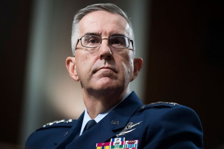 'I sought help when I needed it': Top U.S. general delivers personal message on suicide awareness