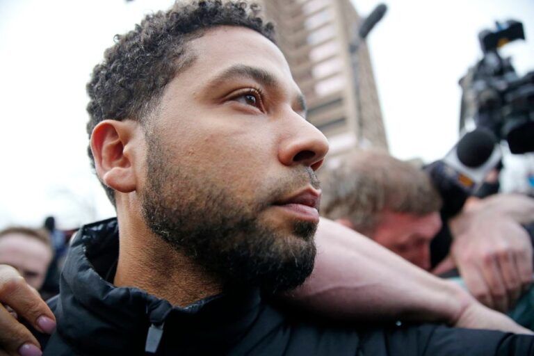 Jussie Smollett says he was 'set up' from the beginning, claims witnesses saw 2 white men attack him