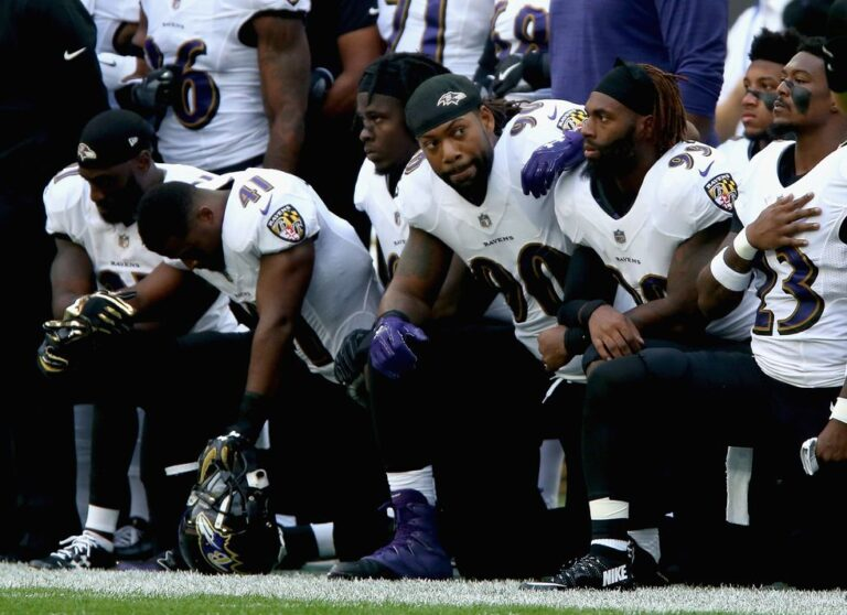 ESPN will televise NFL players' protesting, singing of black national anthem on Monday Night Football