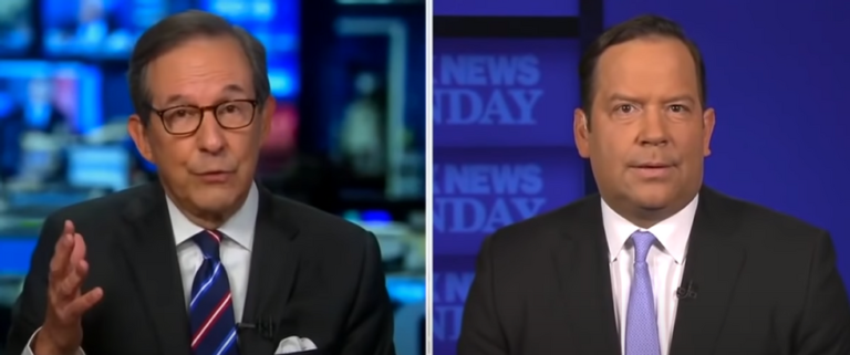 Chris Wallace and Trump campaign adviser lock horns over first family not wearing masks at the debate