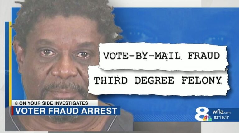 Registered Democrat charged with felony for allegedly trying to obtain ballot for deceased wife