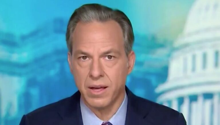 Jake Tapper takes aim at Trump over COVID infection: 'You have become a symbol of your own failures'