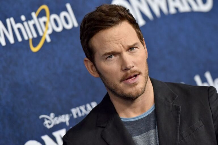 Chris Pratt takes heat over joke about celebrities and voting: 'This is super insensitive'