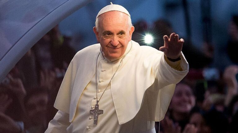Pope Francis slams trickle-down economics, advocates for redistribution of wealth: 'For the good of all'