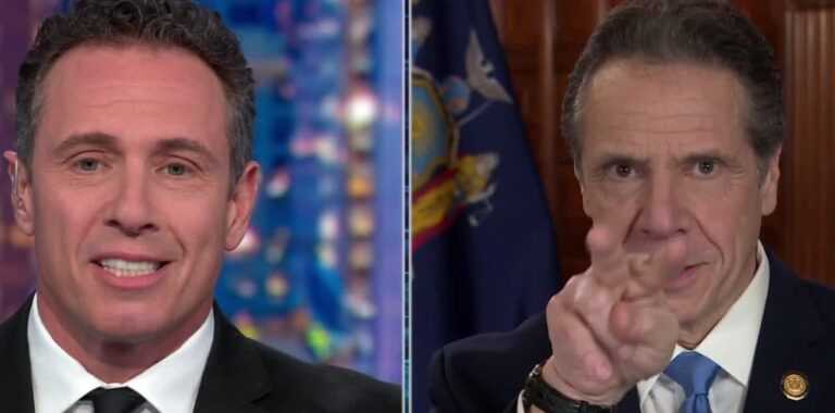 Facebook Advisers, CNN Hosts, & Many Others Helped Cuomo Cover Up His Scandals