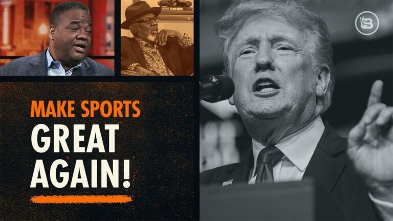Jason Whitlock: Here's why American sports may NEVER be 'Great Again'