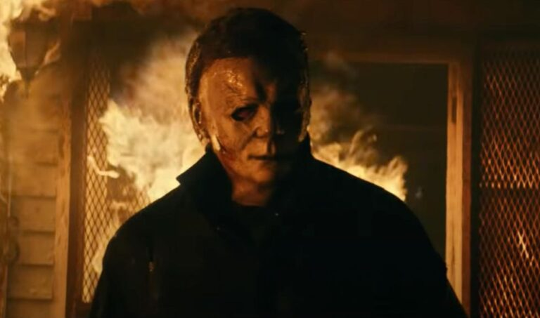 Fictional movie murderer Michael Myers accused of being homophobic in new 'Halloween' movie